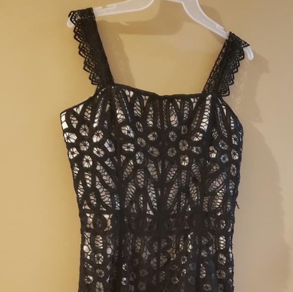 Betsey Johnson Dresses & Skirts - Betsey Johnson Black lace dress